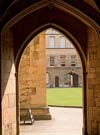 Photograph New College Oxford